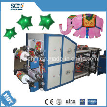 Pet Aluminum Film Computer-Controlled High-Speed Balloon Making Machine